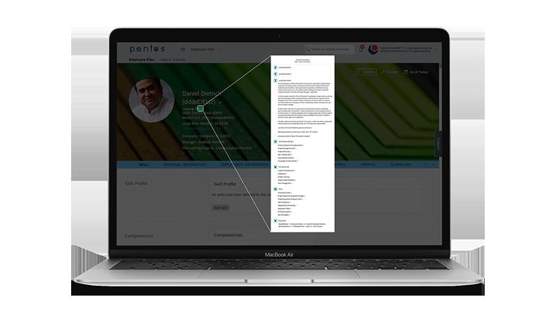 SAP SuccessFactors Quick Job Profile Click