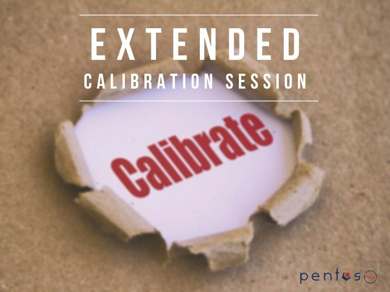 Extended Calibration Session Extension